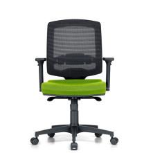 sedia ufficio con braccioli e base a rotelle