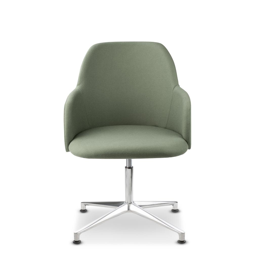 Élite 40 four-spoke base chair