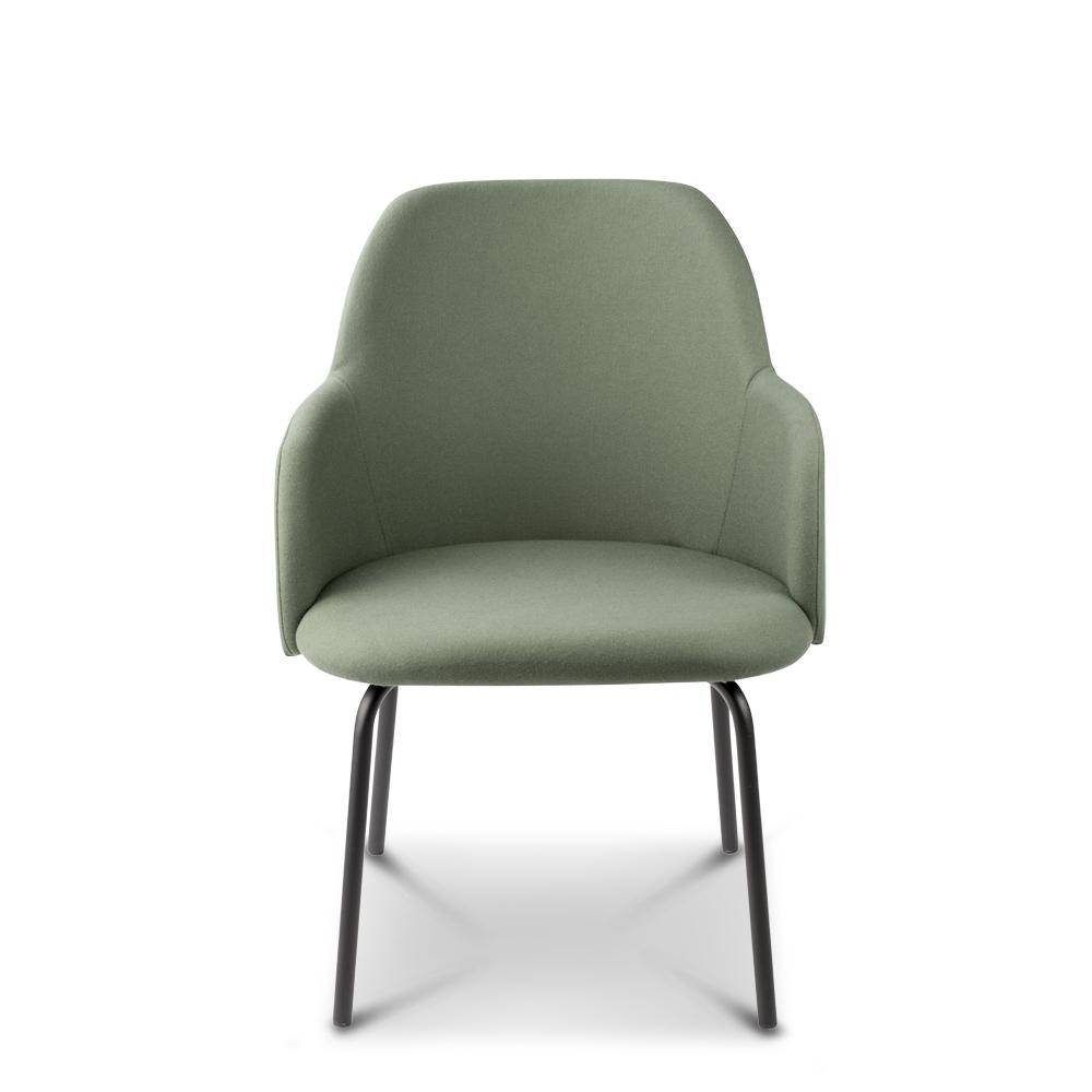 Élite 50 four-spoke base chair