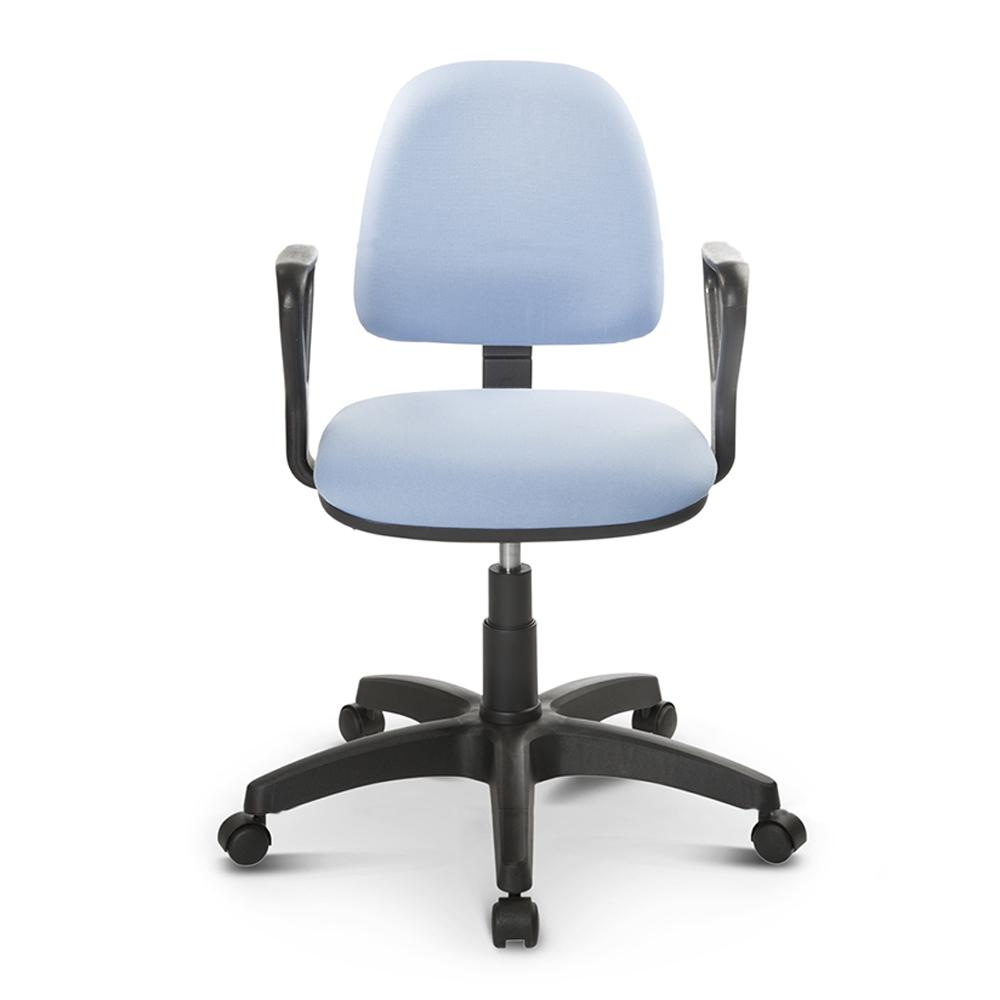 Sedia da ufficio semplice e pratica. Serie Ergo 127 - Grendene