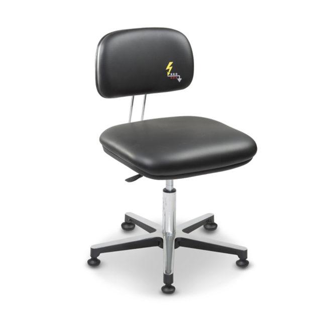 Gref 233 - Swivel antistatic chair