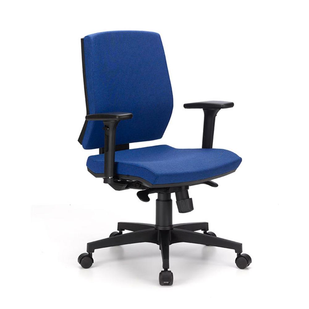 Sedia ergonomica per ufficio serie juke 60 grendene for Sedia ortopedica per ufficio