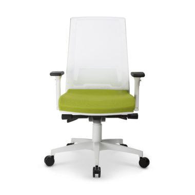 Like 750 - Poltoncina ergonomica per ufficio con ruote