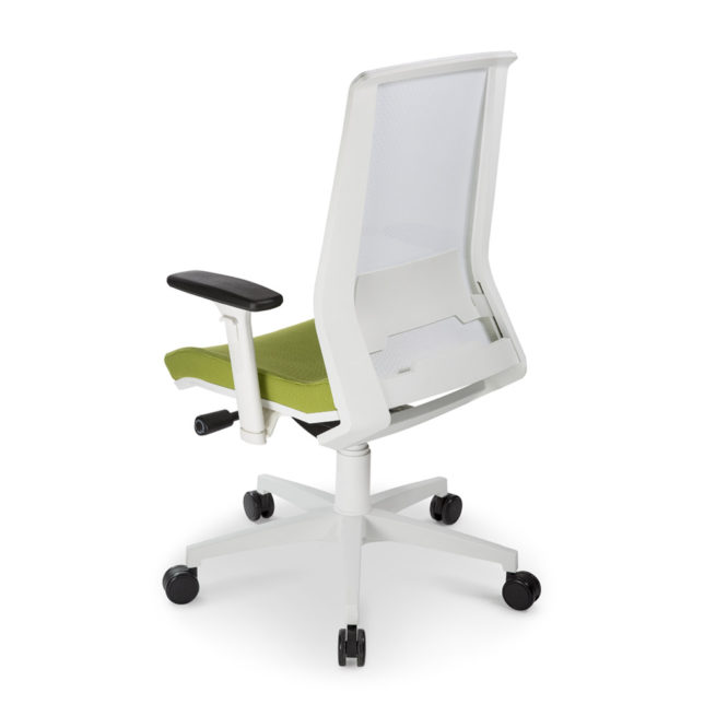 Like 700 - Ergonomic office armchair with mesh back