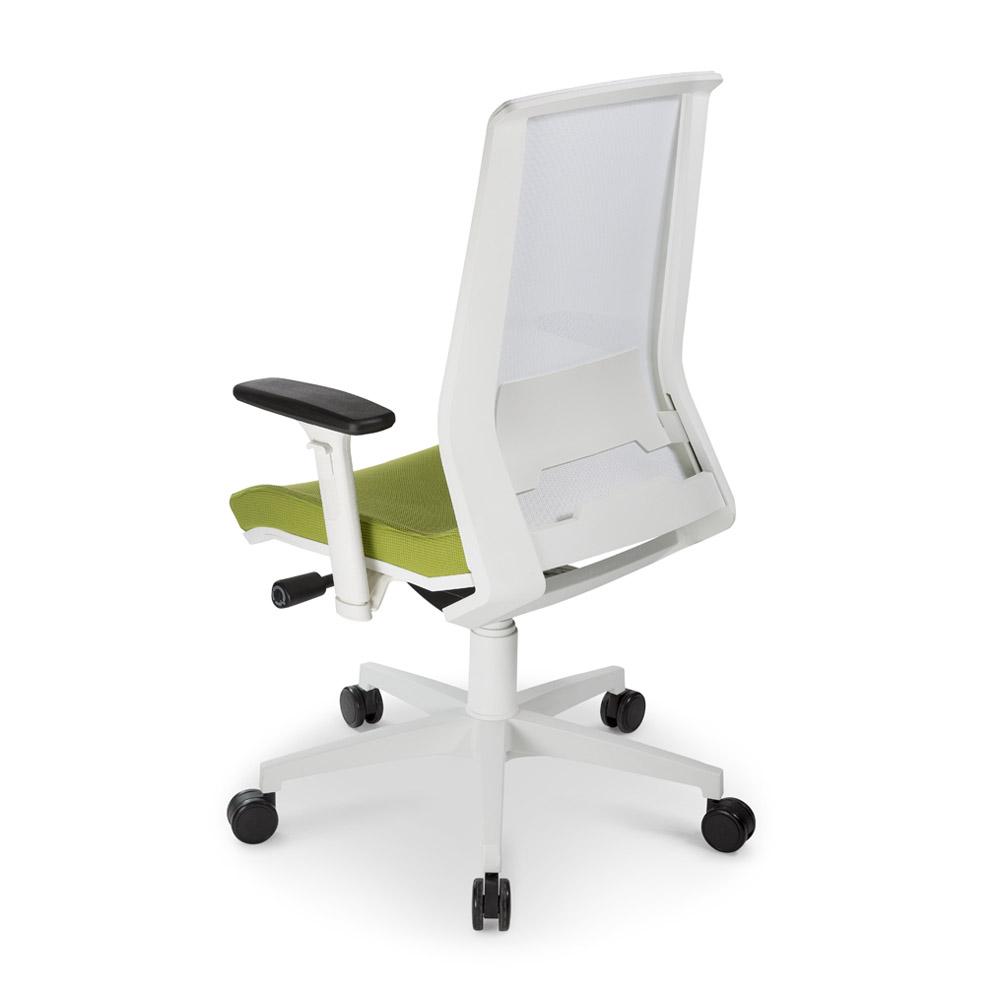 Like 700 - Poltrona ergonomica per ufficio con schienale in rete
