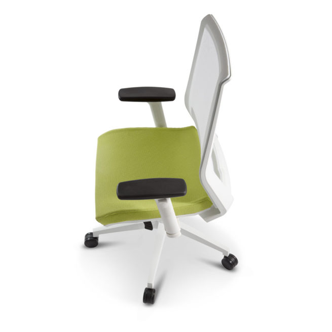 Like 700 - Office chair with back in mesh