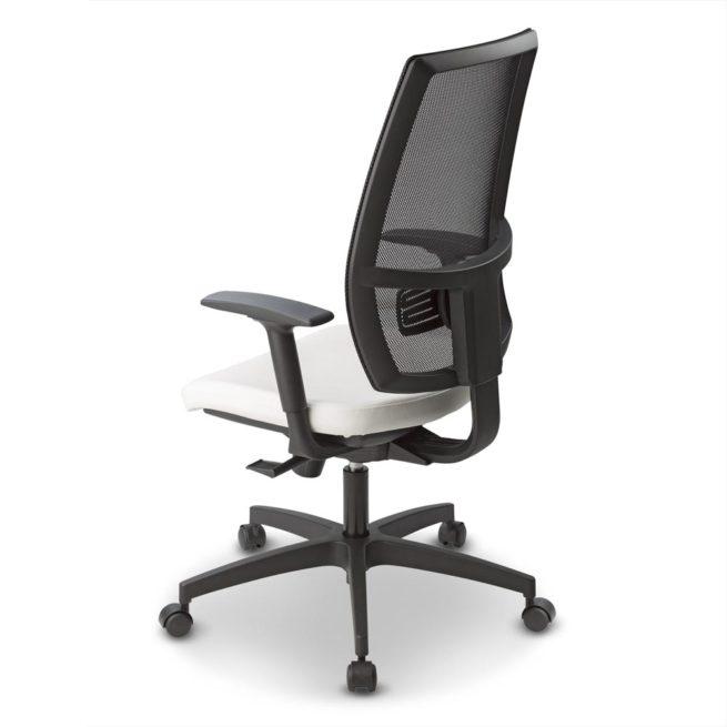 Mya 500 - Ergonomic swivel mesh chair for office