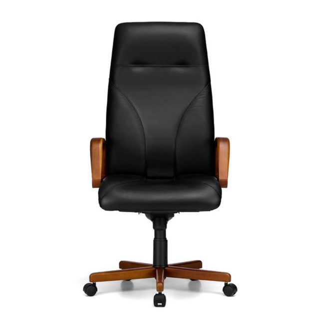 President 4000L Office Chair - Front View