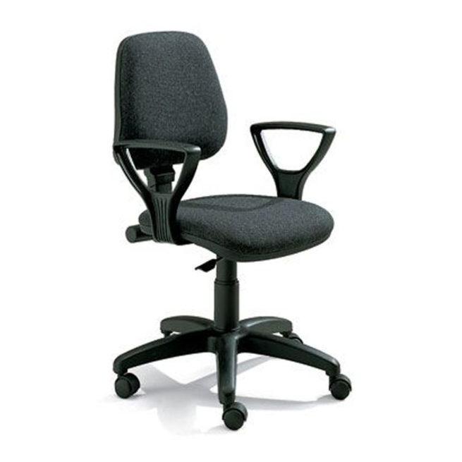 Praga 160 office chair with armrest