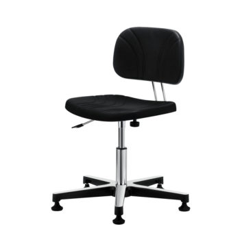 Gref 228 - Antistatic work chair in integral polyurethane.