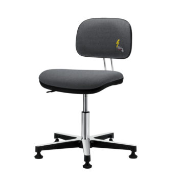 Gref 233 - Swivel antistatic chair