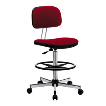 Swivel work stool mod. 1155