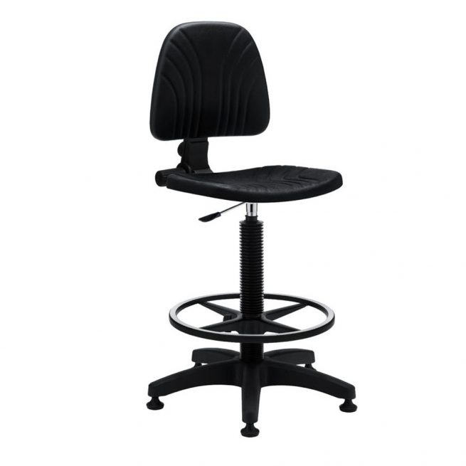 Swivel work stool mod. 1900