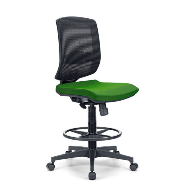 Omega 620 swivel office stool